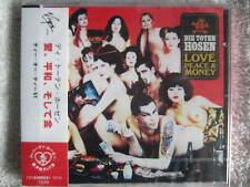 NEU + OVP Japan CD mit OBI Love, Peace & Money - Die Toten Hosen - Punk Ärzte