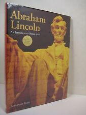 Abraham Lincoln: Illustrated Biography by Alexander Eliot (2013, Hardcover)