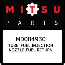 MD084930 Mitsubishi Tube, fuel injection nozzle fuel return MD084930, New Genuin