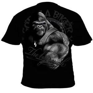 GB47 Gorilla Biker All for one Herren T-Shirt