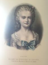 "133 YEARS OLD  BOOK 1885 ""MODES & USAGES AUS TEMPS OF MARIE ANTOINETTE"""