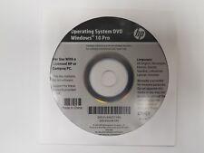 Windows 10 Prof DVD *Mehrsprachig*HP DVD Kit 836297-DR2 DVD836298-DR2