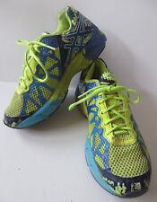 ASICS Gel ° gebr. Turnschuhe Gr. 35,5 neon Mädchen Schuhe Sportschuhe Sneakers