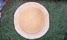 Vintage British wooden  bread board