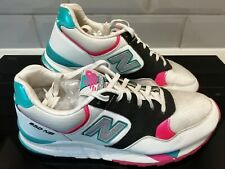 New Balance - 850 Trainers - White / Pink / Black / Silver / Green - Size 8.5