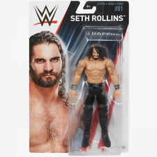 WWE BASE ACTION FIGURE SERIE 81 - SETH ROLLINS NUOVO