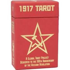 Tarot Coleccion 1917 Tarot Revolucion Rusa 100 Años - Edicion Limitada - (Set)