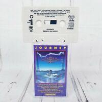 Journey Raised On Radio Classic Rock Cassette 1986 Columbia Records