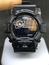 Casio Gshock Mens Gr8900 Black Digital Tough Solar Watch #2