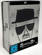 Breaking Bad - Tin Box  [Limited Edition] [21 DVDs] -  NEU in Folie (#B29)