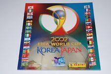 PANINI Japan & Korea 02 WM 2002  - Leeralbum MINT Top/Rare