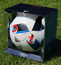 Pallone Adidas BEAU JEU NUOVO originale UEFA EUROPEI calcio FRANCIA 2016