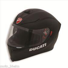 Ducati AGV casco Helmet Dark Rider v2 con parasol negro talla L (59-60)