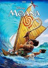 NEW - Moana (DVD 2016)*Comedy, Family, Animation*
