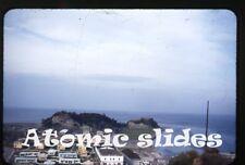 1950s  kodachrome Photo slide  San Francisco Ca  Navy Yard #2