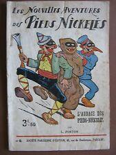 LES PIEDS NICKELES  L'AUDACE DES PIEDS NICKELES  (1933)