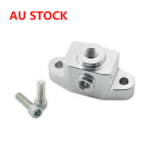 Oil Pan Union Fitting Adapter For LS Engine LS1 LS2 Pressure Temperature Sender