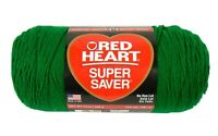 Red Heart ~ Super Saver Jumbo ~ Paddy Green ~ 14 oz skeins