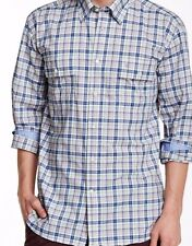BARBOUR Beetham Sz M Regular Fit Men's Cotton Plaid Shirt - NWT