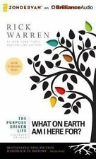 The Purpose Driven Life: What on Earth Am I Here For? (CD)