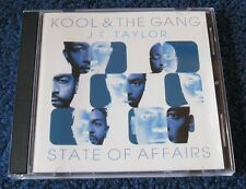 Kool And The Gang - J T Taylor - State Of Affairs - Scarce MINT Cd Album