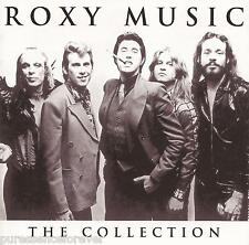 ROXY MUSIC - The Collection (EU 12 Track CD Album)