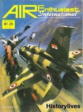 Air Enthusiast International Magazine V6 N5 MiG-21 Fairchild A-10 Fiat Centauro