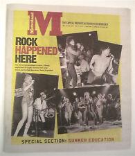 JB Scotts Rock History Albany NY METROLAND Magazine U2 BONO IGGY POP PRETENDERS