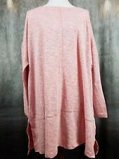 Christopher & Banks C J Banks Relaxed Restyled Stitch Tunic Women's Plus 2X