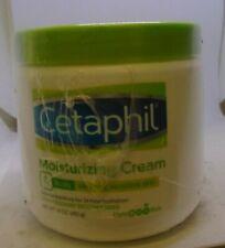 Cetaphil Moisturizing Cream Body for Very Dry/Sensitive Skin 16oz/453g NEW
