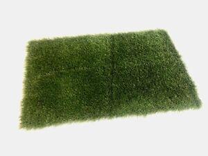 Artificial Grass Door Mat 30mm + Carpet Size 45cm x 75cm Fake Turf Mat