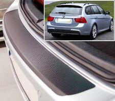 BMW 3 SERIE Touring E91 - carbonio stile PARAURTI POSTERIORE protettore