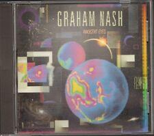 GRAHAM NASH Innocent Eyes CD 1986 JAPAN U.S.A.