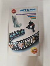 Pet cam The Worlds First Video Cam For Pets New