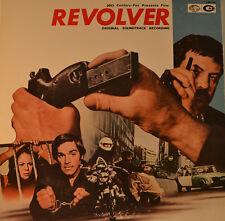 """OST - SOUNDTRACK - REVOLVER - ENNIO MORRICONE 12"""" LP (L754)"""