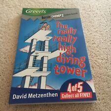 DAVID METZENTHEN. GREEN'S AUSSIE CHOMPS MINI-BOOK. REALLYREALLY HIGH . 4 OF 5