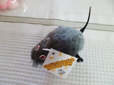 New listing Kitty Cat Toy Wind-Up Mechanical Mouse ~Pet Lovers Dream~Chase Toy~Fun~Fun~Gift