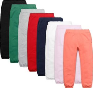 SUPREME Corner Label Sweatpants Black Heather Grey Coral box logo camp S/S 18