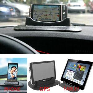 Universal Car Dashboard Anti Slip Pad Desk Holder Mount Mobile Phone GPS  D !