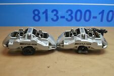 03 06 W220 W215 Mercedes S55 Cl55 Amg Front 8 Piston Brembo Brake Calipers Pair