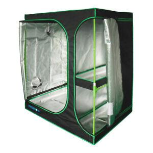 New ProGrow™ Multi-Room Grow Tent 600D Hydroponics Indoor Growing (5.3'x4'x6.8')