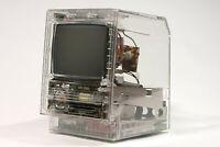 Rev B MacEffects Custom CLEAR Case for Apple Macintosh Mac SE & SE/30