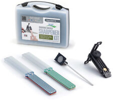 DMT Dia-Fold Magna-Guide Kit MAGKIT4 Offers portable two-stone sharpening at its