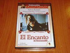 EL ENCANTO DE EMMANUELLE - Sylvia Kristel & Francis Leroi ENGLISH/ESPAÑOL DVD R2