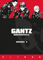 Gantz Omnibus 2, Paperback by Oku, Hiroya; Johnson, Matthew (TRN); Studio Cut...