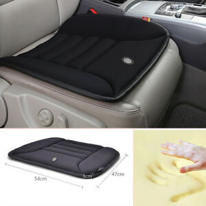 Car Cover Seat Protector Cushion Universal Space Memory Cotton Anti-slip Chair