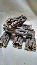 "Cholla Wood 6 pcs. Driftwood 3"" Dry, Shrimp Reptile Habitat Fish craft supply"
