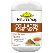 Nature's Way Collagen Bone Broth 120g Joint & Gut Health FREE SHIPPING