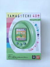 BANDAI TAMAGOTCHI 4U + PLUS Lime Green Japanese Ver. Free Shipping