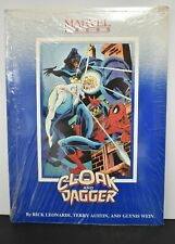 Cloak and Dagger Portfolio ~ 10 Full Color Prints ~ Marvel Comics ~  1984